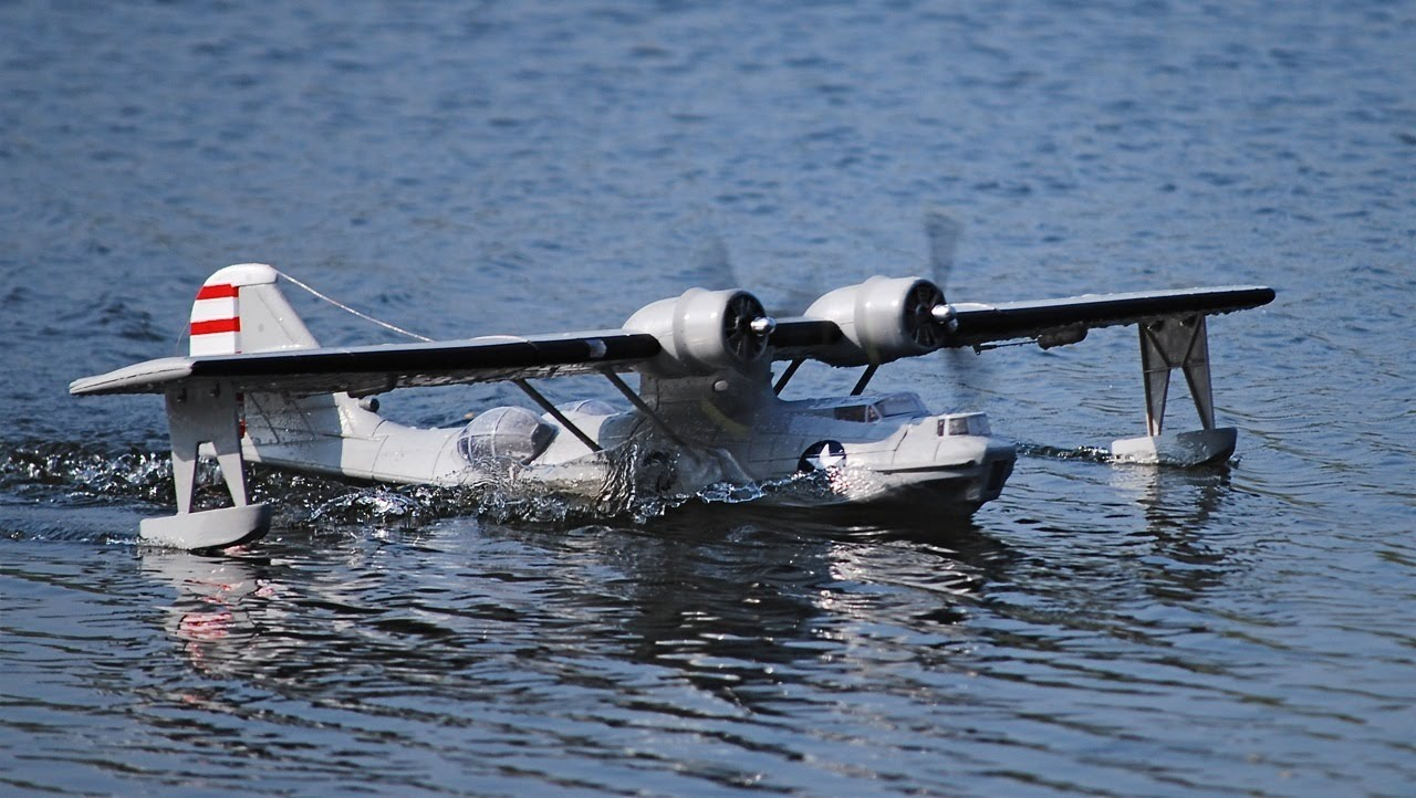 Water planes